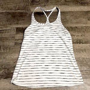 Athletic Works striped tank top